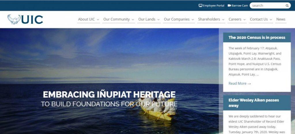 Ukpeaġvik Iñupiat Corporation (UIC)