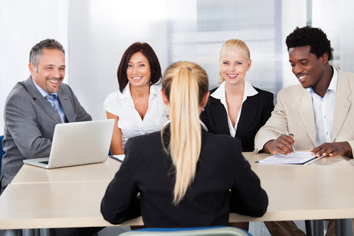Be yourself at the interview and show off your likable side