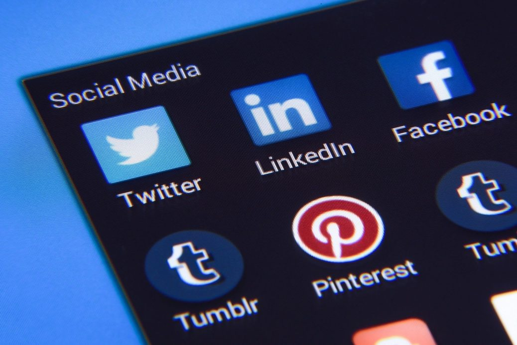 Use social media to brand yourself