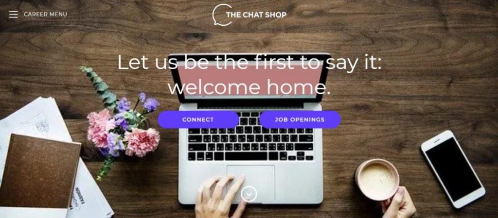 chat shop