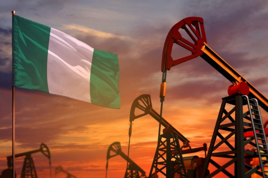 oil and gas history in nigeria