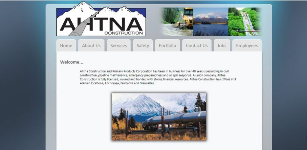 Ahtna Construction and Primary Products Corporation