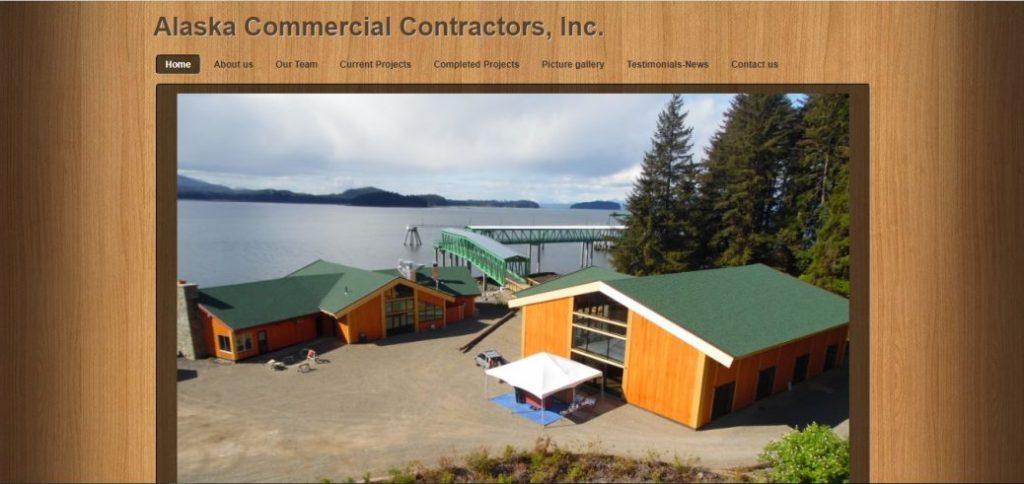 Alaska Commercial Contractors