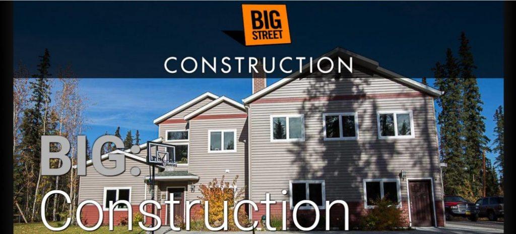 Big street Construction