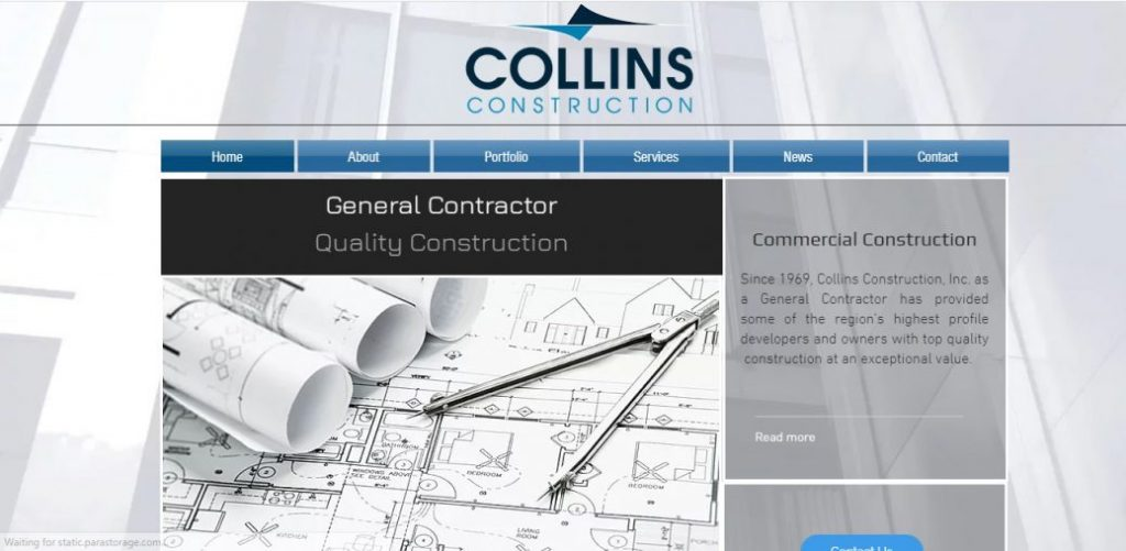Collins Construction Inc