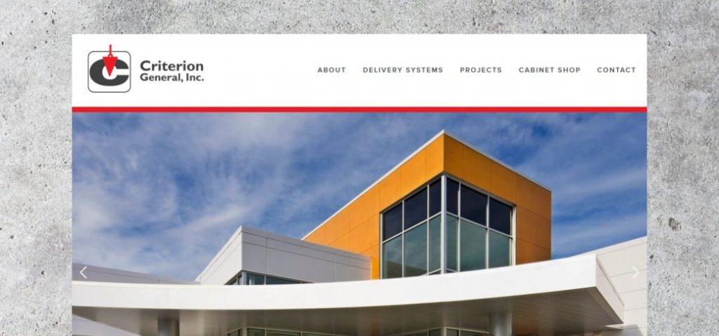 Criterion General Inc