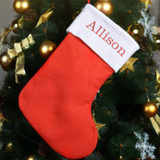 Personalized Stockings Canada