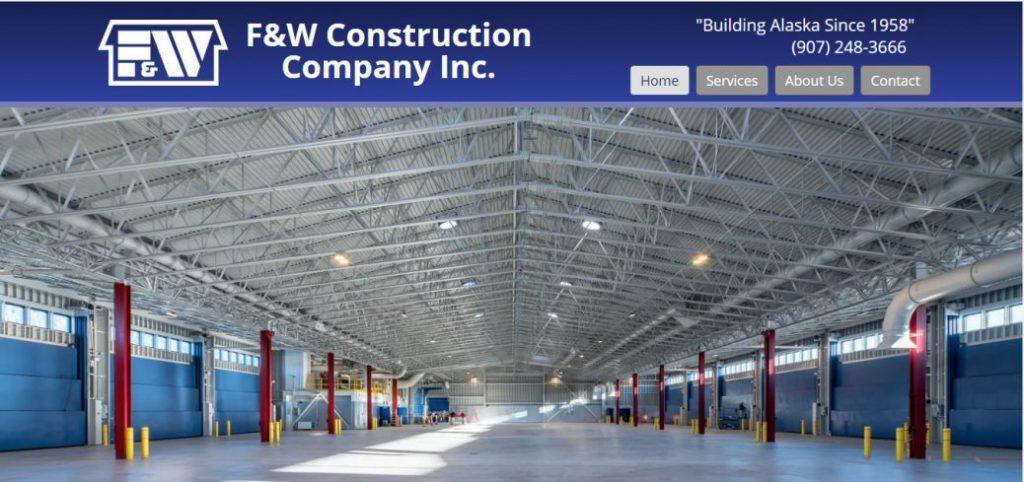 F&W Construction Company