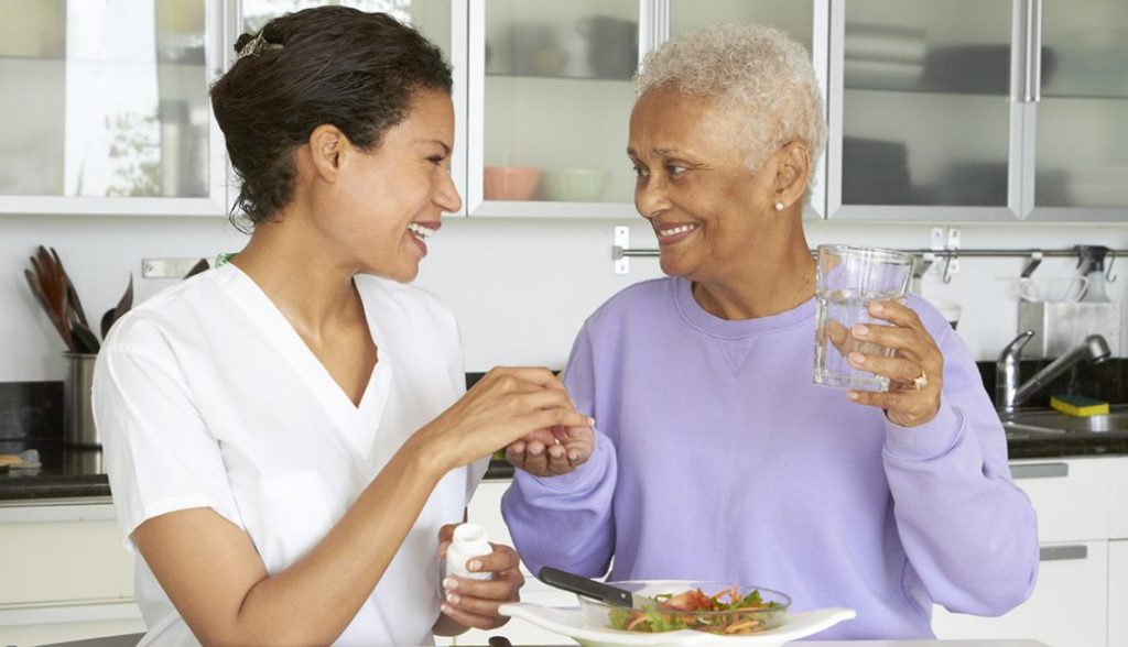 Home Health Aides and Personal Care Aides - most in-demand jobs