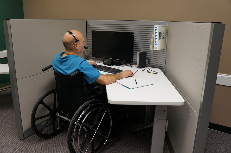 Online jobs for disabled