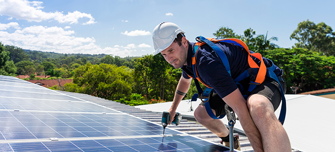 Solar Photovoltaic Installer