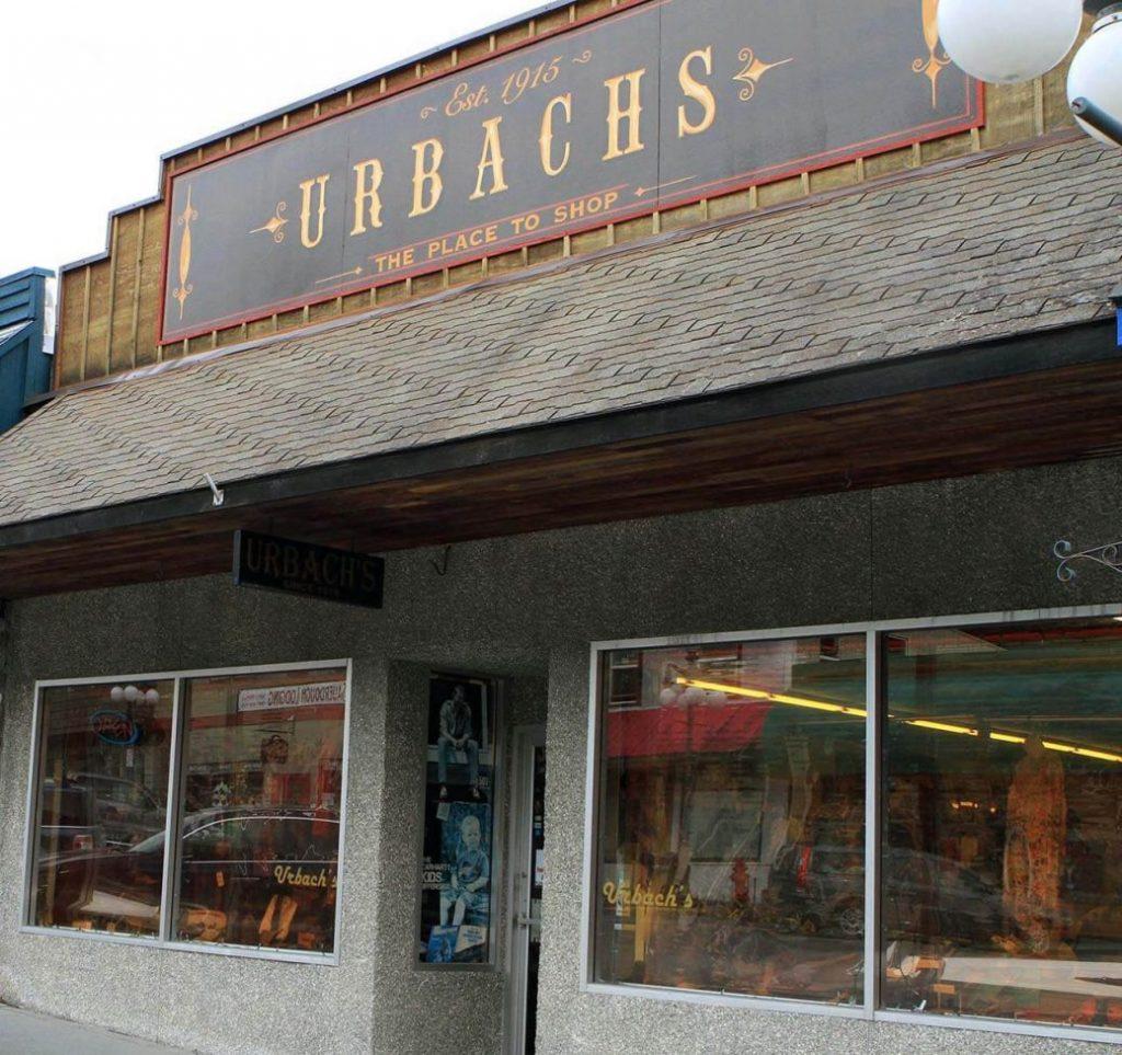Urbach's Clothiers
