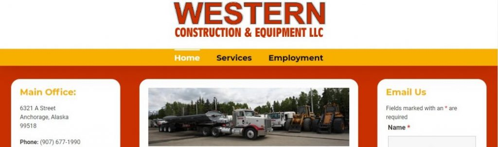 Western Construction And Equipment LLC
