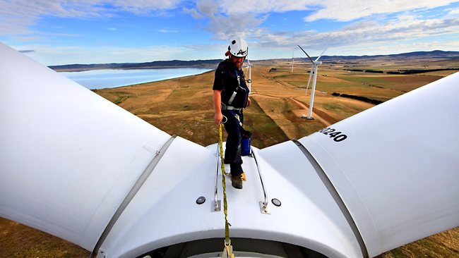 Wind Turbine Service Technician