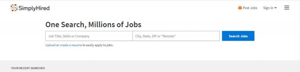 simplyhired - paramedic jobs near me