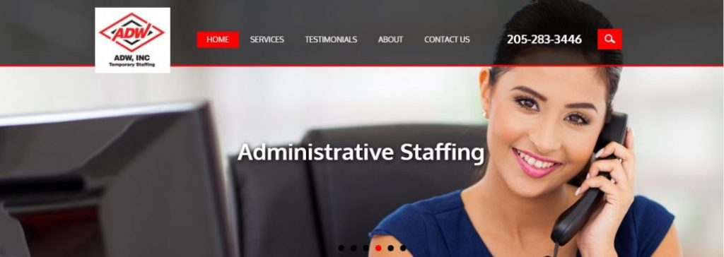 ADW Temporary Staffing Agency