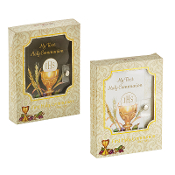 Bread of Life First Communion Wallet