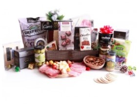 Home for the Holidays Gift Basket