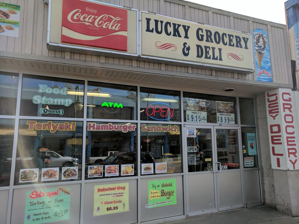 Lucky Grocery & Deli