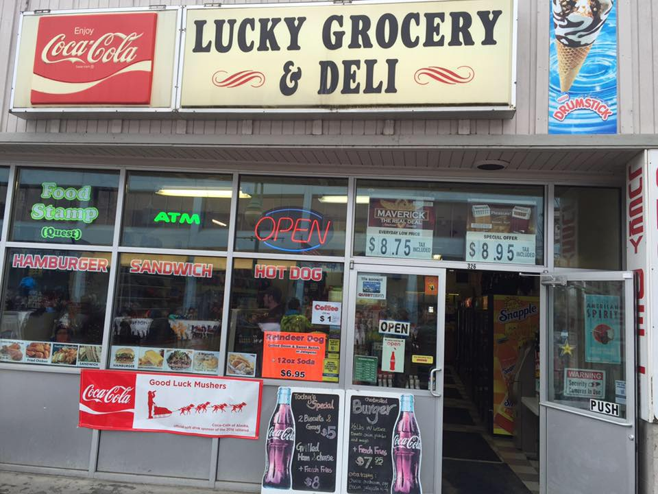 Lucky Grocery and Deli