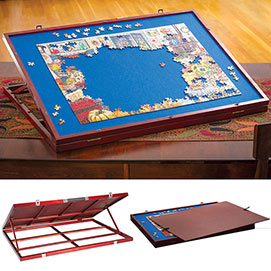 Puzzle ExpertTM Tabletop Easel