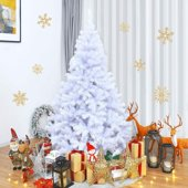 Cool Christmas Gifts Canada-6FT 775Tips Artificial PVC Christmas Tree W-Stand Holiday Season Xmas Decoration