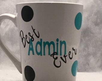Administrative Assistant Coffee Mug