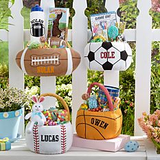 Personalized Easter Baskets Canada