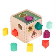 Toddler Gifts Canada-B. WOODEN SHAPE SORTER