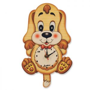 Cool Christmas Gifts Canada-Basset Hound Clock