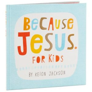 Hallmark Canada First Communion Gifts-Because Jesus. for Kids Book