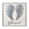 Blessed Angel Wings Plague