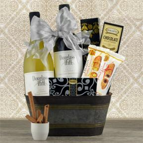 California Duo Gift Basket