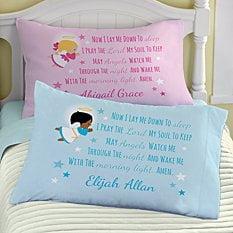 Children's Prayer Pillowcase