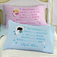 First Communion Gifts Boy Canada-Children's Prayer Pillowcase