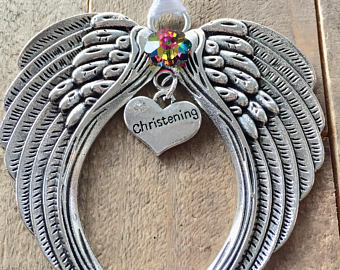 Christening Angel Gift