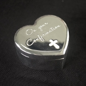 Confirmation Heart Box