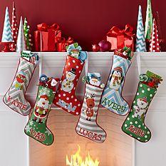 custom Christmas stockings Canada-Create Your Own Stocking_