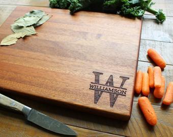 Custom Cutting Board For Dads