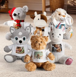 Custom Teddy's with Photos