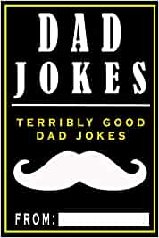 First Father's Day Gifts Canada-Dad Jokes, Terribly Good Dad Jokes