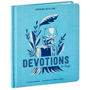 Hallmark Canada First Communion Gifts-Devotions for Boys Book