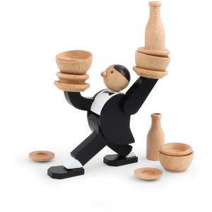 Cool Christmas Gifts Canada-Don't Tip The Waiter Stacking Game