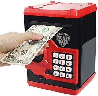 Electronic Piggy Bank Mini ATM Electronic Coin Bank
