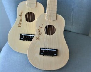Toddler Gifts Canada-Engraved Toddler Guitar Gift