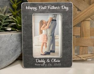 First Father's Day Gifts Canada - Father's Day Gift For Dad Daddy & Me