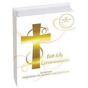Hallmark Canada First Communion Gifts-First Communion Boy Gift Set