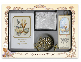First Communion Gift Set