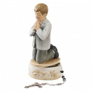First Communion Gifts Boy Canada-First Communion Keepsake Box - Boy