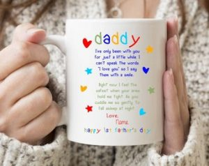 First Father's Day Gifts Canada - First Father's Day mug